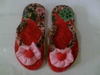 Sandal Kembang