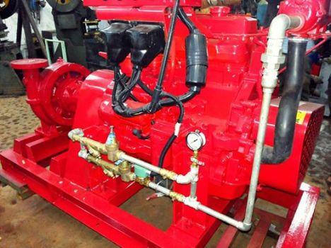 fire_pump_project_deliver_to_Labuan_Bajo